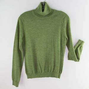 BROOKS BROTHERS Cashmere Silk Wool Sweater Medium